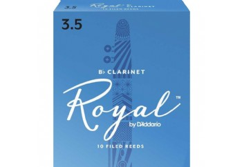 Rico Royal RCB10 Bb Clarinet 3.5