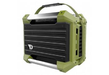 DreamWave RockStar Army Green - Bluetooth Hoparllör