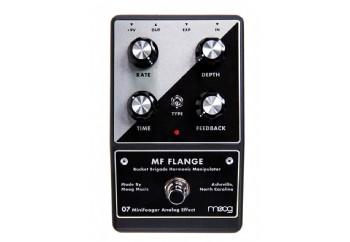 Moog MF Flange - Flanger Pedalı