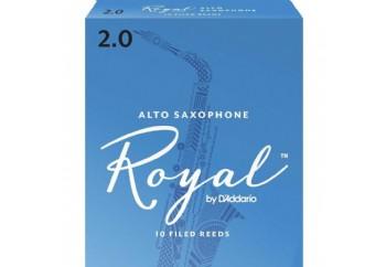 Rico Royal RJB10 Alto Saxophone 2 - Alto Saksofon Kamışı