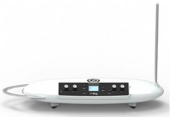 Moog Theremini - Modern tasarımlı, hoparlörlü ve nota asistanlı Theremin