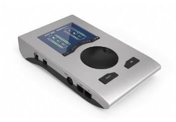RME MADIface Pro - Üzerindeki MADI giriş/çıkışı ile toplamda 68 giriş, 68 çıkış'a sahip taşınabilir ses kartı.