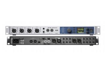 RME Fireface UFX II - Ses Kartı - RME'nin Fireface UFX ses kartının yenilenmiş ve upgrade edilmiş versiyonudur.