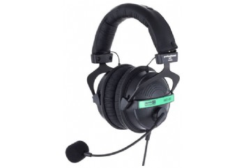 Superlux HMD660X - Professional Closed Monitoring Headphone with Dynamic Microphone - Mikrofonlu Kulaklık