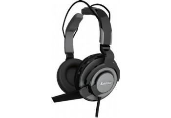 Superlux HMC631 - Professional-Grade PC Gaming Headset Gri - Mikrofonlu Kulaklık