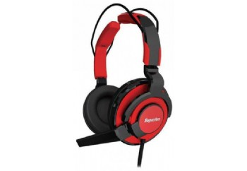 Superlux HMC631 - Professional-Grade PC Gaming Headset Kırmızı - Mikrofonlu Kulaklık