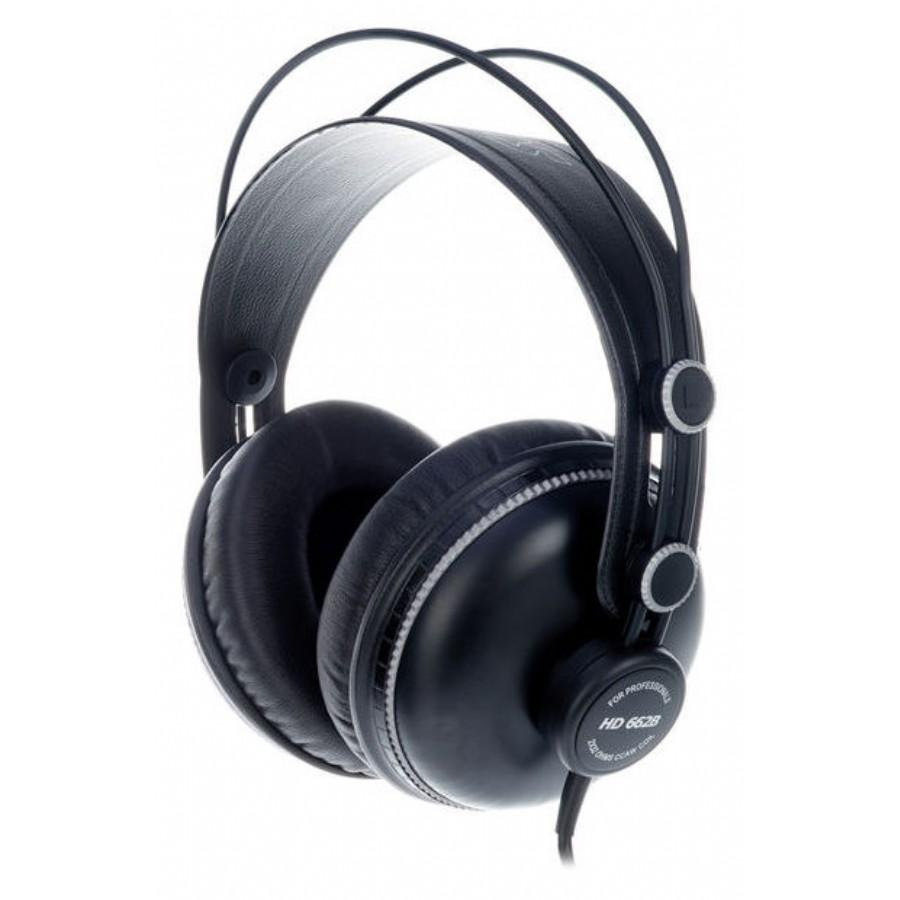 Superlux HD662B - Professional Monitoring Headphone