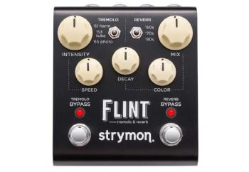 Strymon Flint Tremolo & Reverb - Tremolo & Reverb Pedalı