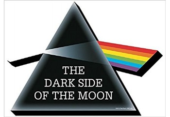 Aquarius Pink Floyd Dark Side  Chunky Magnet
