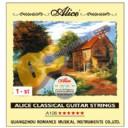 Alice Klasik Gitar Tek Tel