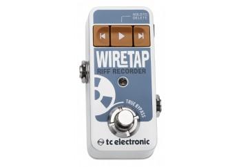 tc electronic WireTap Riff Recorder - Riff Kaydedici