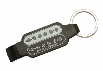 Seymour Duncan Beverage Opener Key Ring Siyah - Şişe Açacağı Anahtarlık