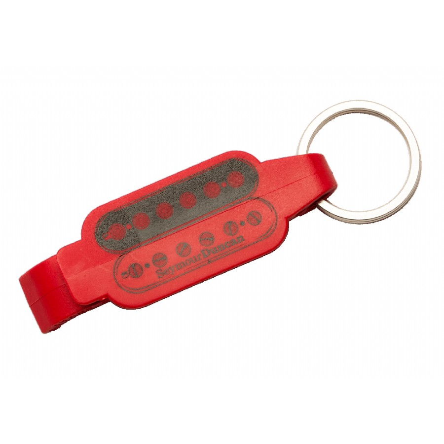 Seymour Duncan Beverage Opener Key Ring