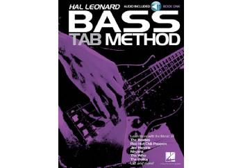 Hal Leonard Hal Leonard Bass Tab Method Kitap