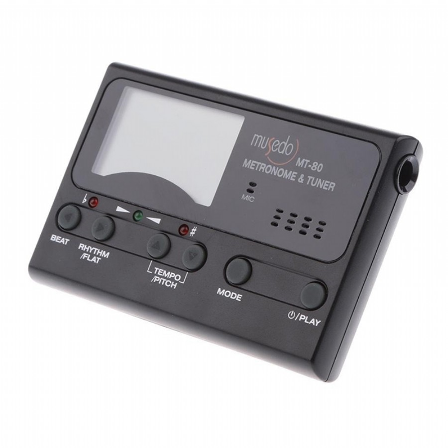 Musedo MT-80 Chromatic Metro-Tuner