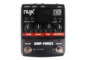 Nux AMP Force Modeling Amp Simulator - Amp Simulator