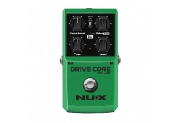 NUX Drive Core Deluxe - Overdrive & Distortion Pedalı