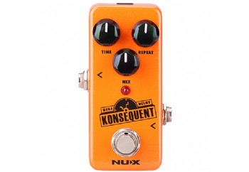 Nux Mini Core Konsequent Mini-Delay - Delay Pedalı