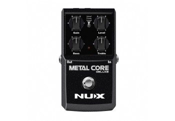 Nux Metal Core Deluxe - Distortion Pedalı