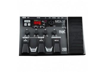 Nux MFX-10 Multi Effects Pedal - Gitar Prosesör