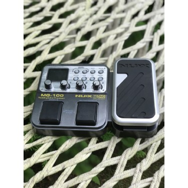 Nux MG100 Multi-Effects Processor Guitar Effect Pedal