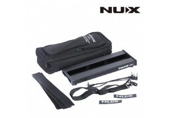 Nux STB-4 Guitar Pedal Board with Bag - Pedalboard
