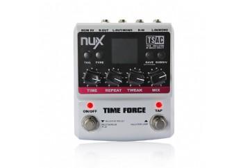 Nux Time Force Multi Modulation Digital Delay - Delay Pedalı