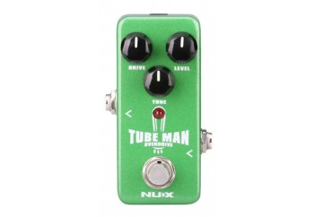 Nux Mini Core Tube Man Overdrive - Overdrive Pedalı