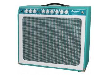 Tone King Imperial MK II Turquoise/White - Elektro Gitar Amfisi