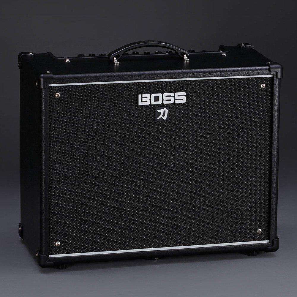 boss katana ktn 100 100w 1x12 guitar combo amplifier elektro gitar amfisi mydukkan. Black Bedroom Furniture Sets. Home Design Ideas