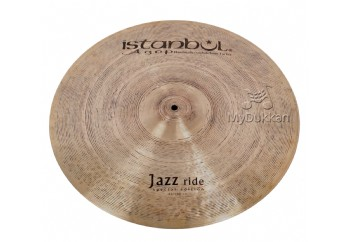 İstanbul Agop Special Edition Jazz Ride 20 inch - Jazz Ride