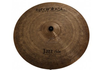 İstanbul Agop Special Edition Jazz Ride 22 inch - Jazz Ride