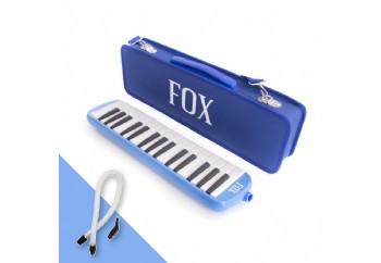 Fox 32 Tuş Melodika Mavi