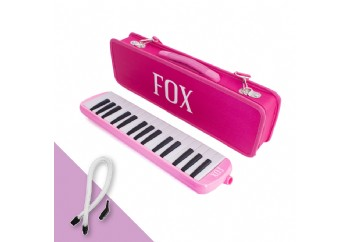 Fox 32 Tuş Melodika Pembe