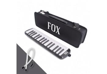 Fox 32 Tuş Melodika Siyah - 32 Tuş Melodika