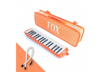 Fox 32 Tuş Melodika Turuncu