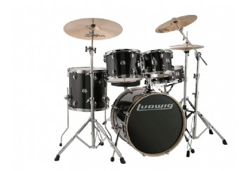 Ludwig Element Evolution Black - Akustik Davul Seti