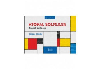 Atonal Solfejler - Atonal Solfeges Kitap - Orhun Orhon