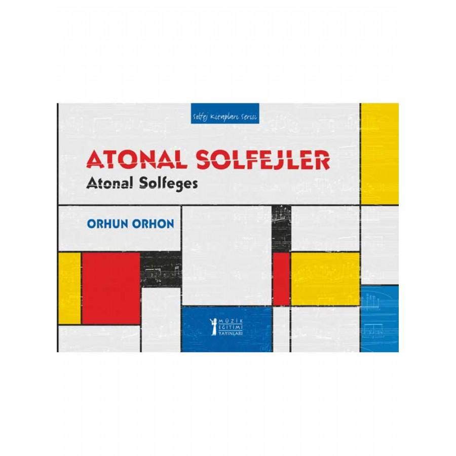 Atonal Solfejler - Atonal Solfeges