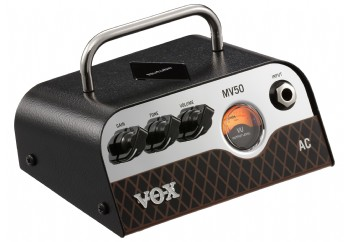 Vox MV50 AC 50-watt Hybrid Tube Head - Kafa Amfisi