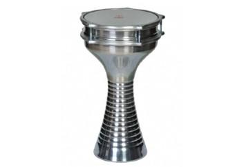 Saz 361B - Alüminyum Zilli Darbuka (20cm)