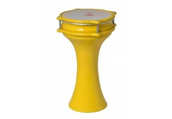 Saz 806A Sarı - Alüminyum Darbuka (15cm)