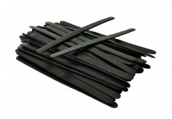 Saz 480A-BK - Ud Mızrabı 50 Adet (Siyah)