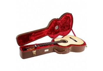 Cordoba Humidified Archtop Wood Case for Classical/Flamenco - Klasik Gitar Kutusu