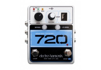 electro-harmonix 720 Stereo Looper - Looper Pedalı