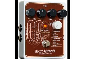 Electro-Harmonix C9 Organ Machine Pedal - Elektro Gitar Pedalı