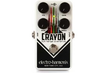 Electro-Harmonix Crayon 69 Full-range Overdrive Pedal - Overdrive Pedalı