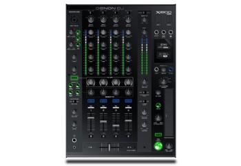 Denon DJ X1800 Prime | Professional 4-Channel Club Mixer - DJ Mixer