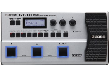 Boss GT-1B Bass Efekt Prosesörü - Bas Gitar Prosesör
