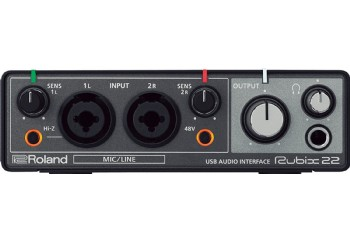 Roland Rubix 22 USB Audio Interface - USB Ses Kartı